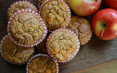 Recipe: Veggie Blender Muffins