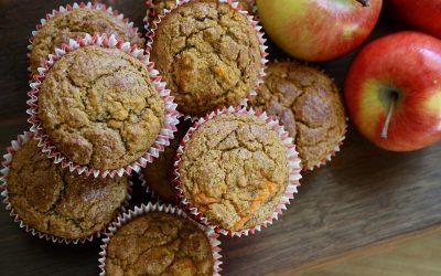 Recipe: Veggie Blender Muffins